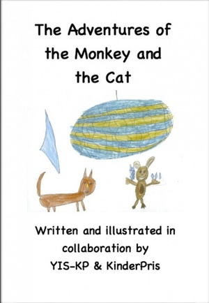 cover page monkey cat