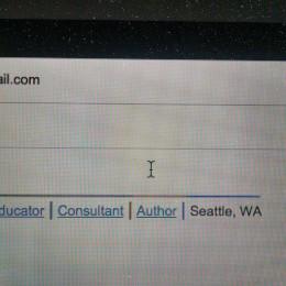 Where do we teach email?