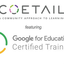 COETAIL and Google for Education Join Forces!