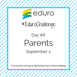 #EduroChallenge Day 6: Parenting In A Digital Age